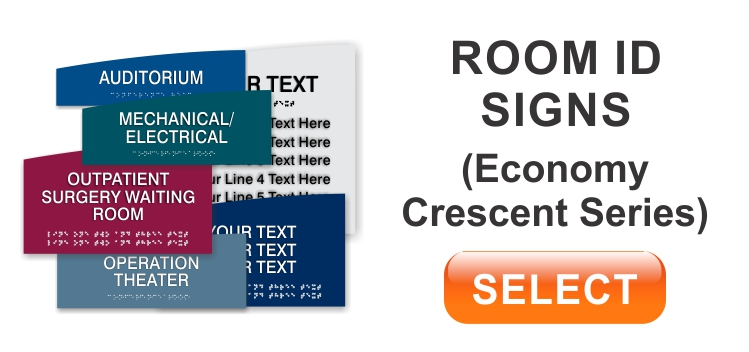 crescent economy room id sign